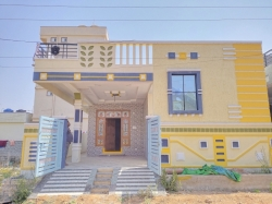 [SOLD] 156 SquareYards West Facing Independent house for sale at Green Hills Colony Nadargul