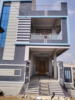 [SOLD] 139 SquareYards G+1 East facing Independent house for sale at Maruthinagar Road | Almasguda | Negotiable