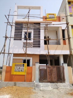 125 Square Yards G+1 Independent house for sale at Aluri Colony | Hayathnagar