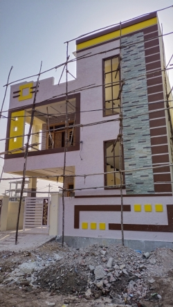 130 Sqare yards Independent house for sale at Fine Arts Colony Kismatpur