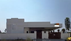North-East Corner 300 Sq Yards semi-commericial house for sale in Elephant Enclave, Rampally