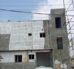 100 Square Yards South-East Corner Semi-commercial Independent house for sale in Kranthi Nagar | Chengicherla
