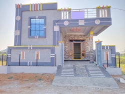 [SOLD] 160 SquareYards East Facing Residential 2BHK house for sale at Dharani Enclave Phase-3 Colony Nadargu Rural