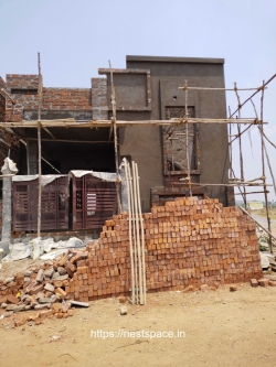 [SOLD] 150 Sq Yards West facing Residential house for sale at Ratna Colony, Kuntloor Road