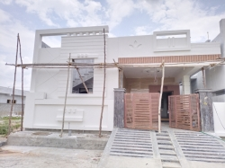 167 Square Yards East facing Residential house for sale at Gowrelli, Abdullapurmet