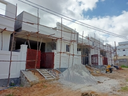148 Square Yards west facing Independent 2BHK house for sale at Mallikarjun Hills, Nagole