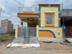 150 Square Yards west facing Individual house for sale at Dawoodkhanguda, Nearby MVSR Engineering College, Nadargul