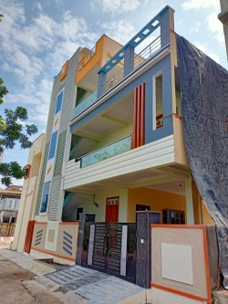 170 Square Yards east facing independent 4BHK ready to move in house for sale at Padmavti Colony, Shirdi Nagar, Hayathnagar_Khalsa